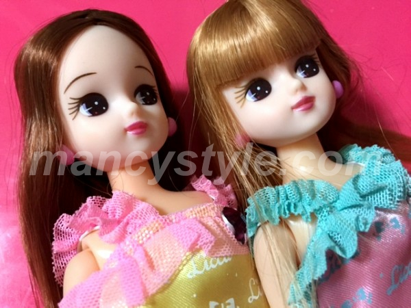 リカちゃん 人形 はじめてのリカちゃん 購入 種類